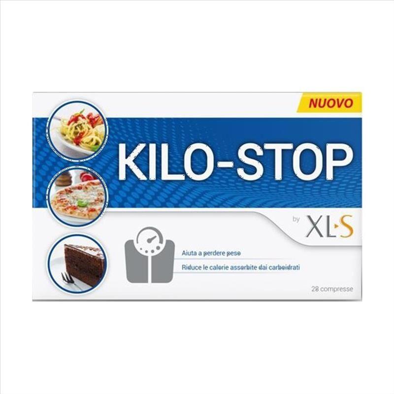 xl-s medical xls kilo-stop dispositivo medico perdita di peso, 28 compresse