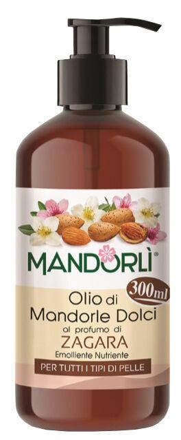 Codefar Mandorlì Olio Corpo Di Mandorle Dolci Al Profumo Di Zagara, 300ml