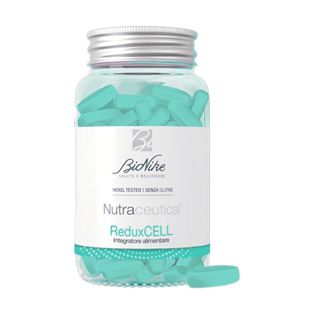 bionike nutraceutical - reduxcell integratore anticellulite, 30 compresse