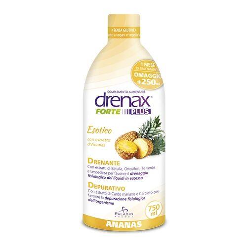 paladin pharma drenax forte ananas soluzione integratore alimentare 750 ml