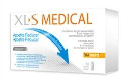 xl-s medical xls medical appetite reducer integratore senso di sazietà, 60 capsule