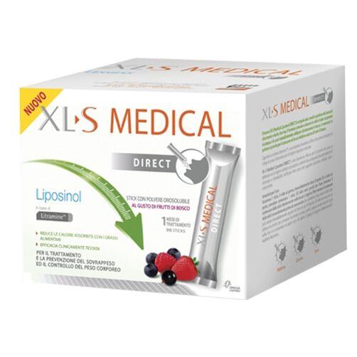xl-s medical xls medical liposinol direct dispositivo medico, 90 bustine