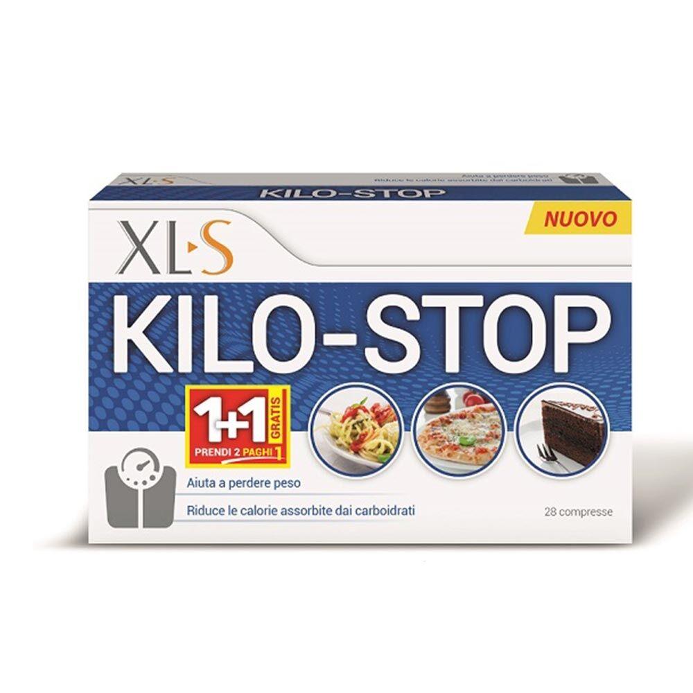 xl-s medical xls kilo-stop dispositivo medico perdita di peso, 28 + 28 compresse