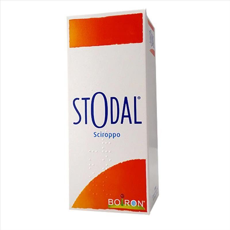 Boiron Stodal Sciroppo Medicinale Omeopatico 200 ml