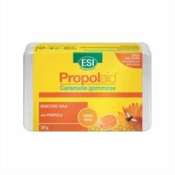esi propolaid - caramelle gommose al miele per la gola a base di propoli, 50g