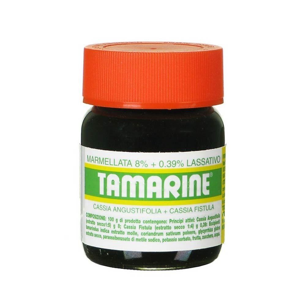 Glaxosmithkline C.Health.Srl Tamarine 8% + 0,39% Marmellata 1 Vasetto Da 260 G