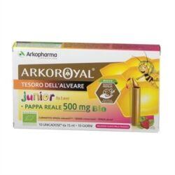 Arkopharma ArkoRoyal Pappa Reale Junior Integratore Alimentare, 10x15ml