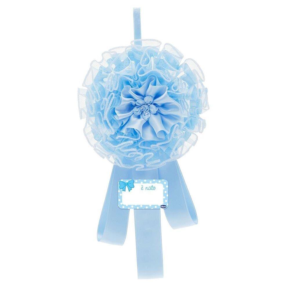Chicco Annuncio Nascita - Fiocco Azzurro