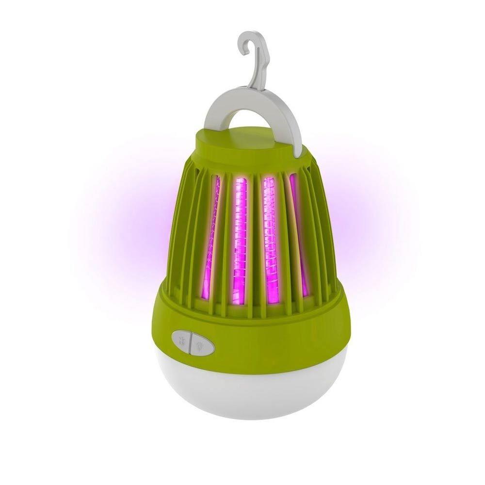 chicco 2 in 1 trappola anti zanzare e luce nottura a led viola, 1 pezzo
