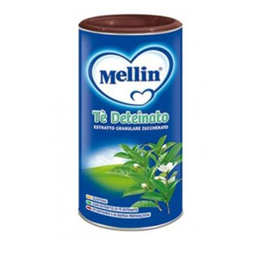 Mellin Tè Deteinato Estratto Granulare Zuccherato 200 g