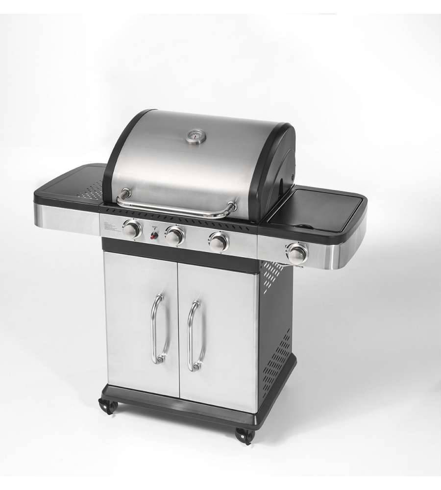 ompagrill barbecue a gas indianapolis 3+1