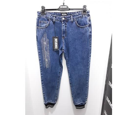 Influence negative Jeans