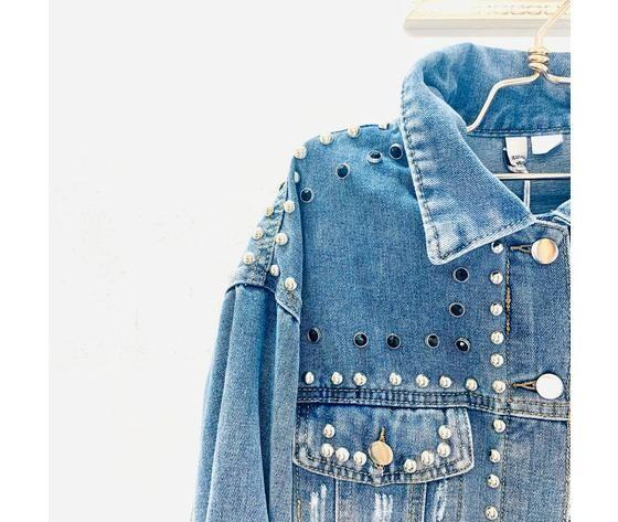 Giacca Di Jeans