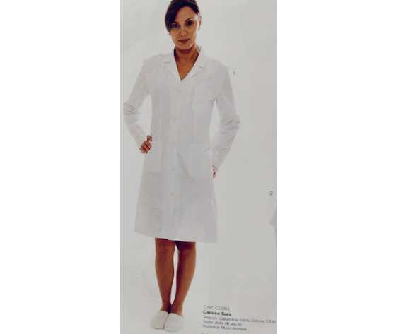 il camice camice donna c0083