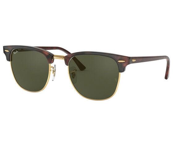 ray-ban occhiali rb3016clubmasterw0366