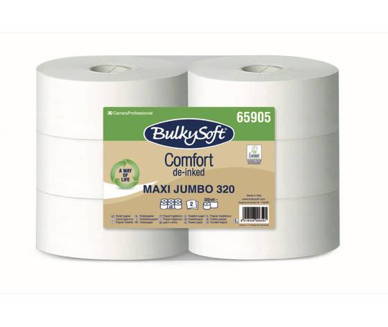Carta Igienica Maxi Jumbo De Ink- Conf. 6 Rotoli