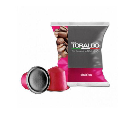 Nespresso Caffè Toraldo Miscela Classica In Capsule Compatibili Nespresso