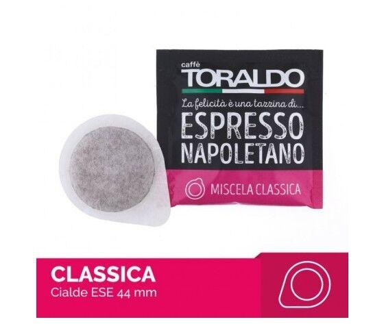 Caffè In Cialde Toraldo Miscela Classica