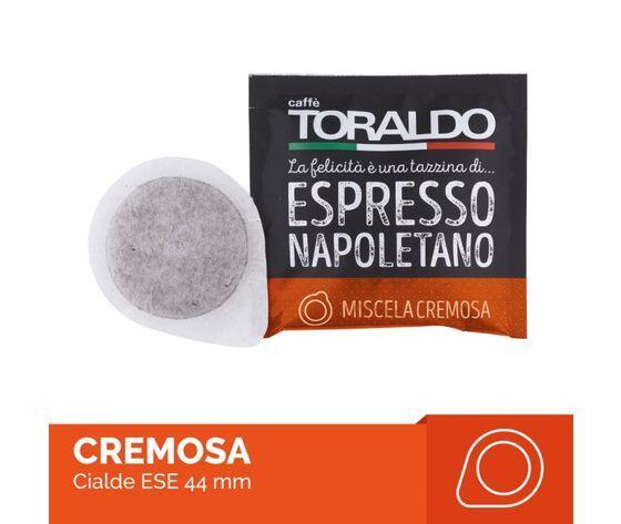 Caffè In Cialde Toraldo Miscela Cremosa