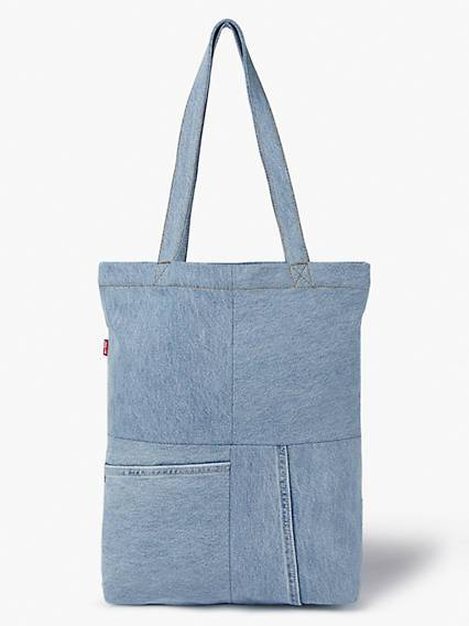 Levis x Porto Alegre Tote Bag Light Denim Blu / Denim