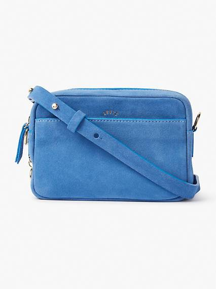 Levis Diana Camera Bag Blu / Light Blue