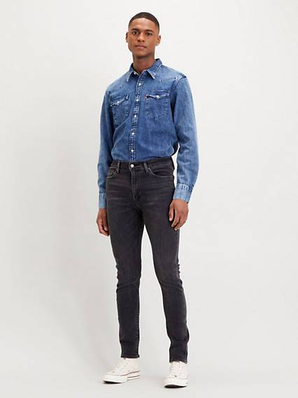 Levis 510 Skinny Jeans Neutral / Fandingle