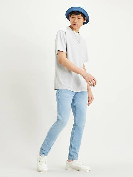 Levis 512 Slim Taper Medium Indigo / Manilla Bean Adapt