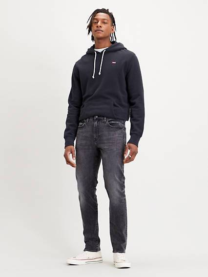 Levis 502 Taper Nero / King Bee