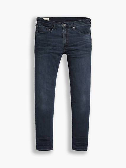 Levis 502 Taper Hi Ball Medium Indigo / Can Can