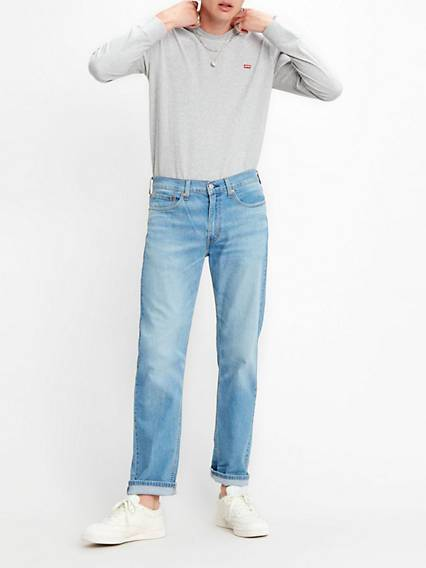 Levis 514 Straight Jeans Neutral / Florida Light