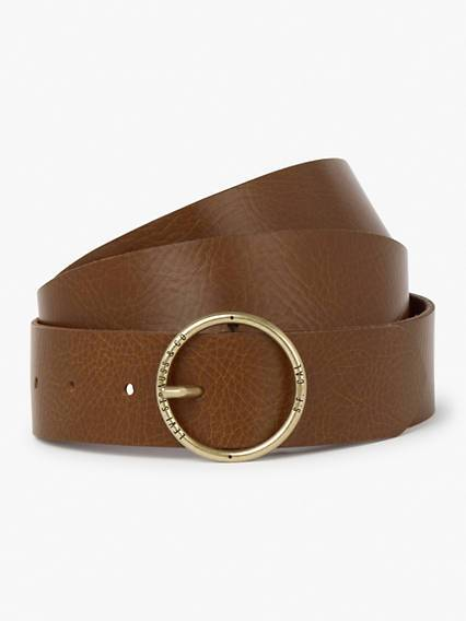 Levis Athena Belt (Plus Size) Marrone / Medium Brown