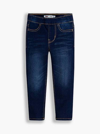 Levis Baby Pull On Jegging Blu / Mandolin