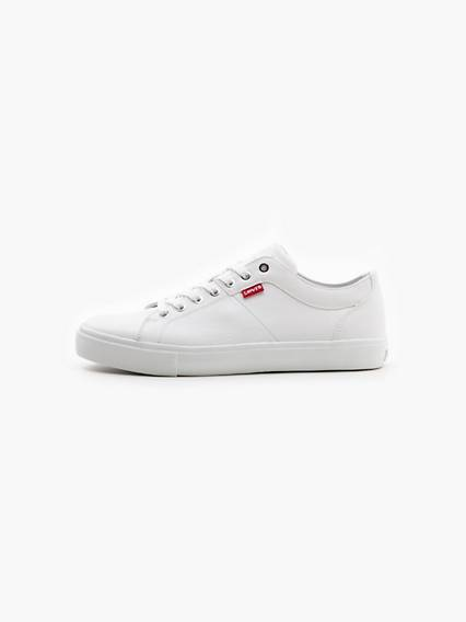 Levis Woodward Sneakers Bianco / Regular White