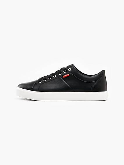 Levis Woodward Sneakers Nero / Regular Black