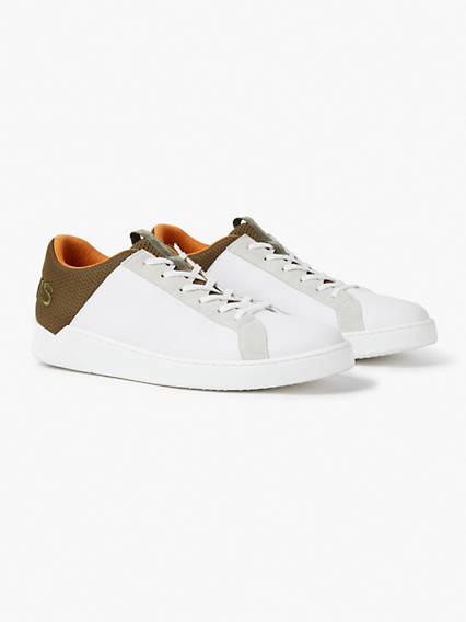 Levis Mullet Sneakers Verde / Regular Khaki