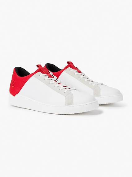 Levis Mullet Sneakers Rosso / Regular Red