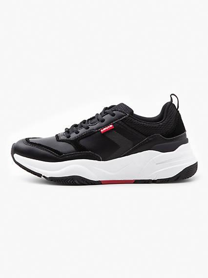 Levis West Sneakers Nero / Regular Black