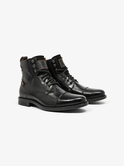 Levis Emerson Boots Nero / Regular Black
