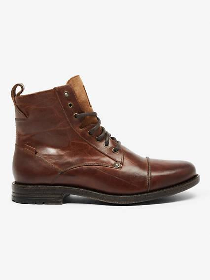 Levis Emerson Boots Marrone / Medium Brown