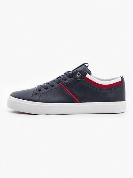 Levis Woodward College Sneakers Blu / Navy Blue