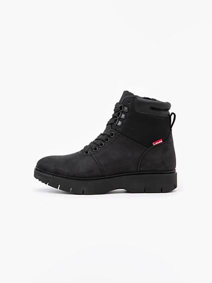 Levis Jaxy Boots Nero / Brilliant Black