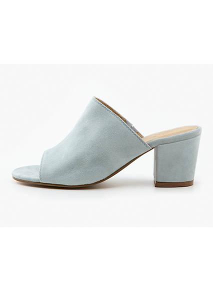 Levis Mule Sandal Blu / Light Blue