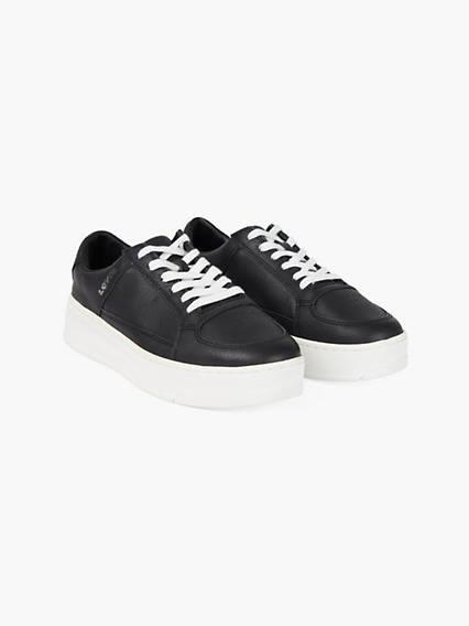 Levis Silverwood Shoes Nero / Regular Black