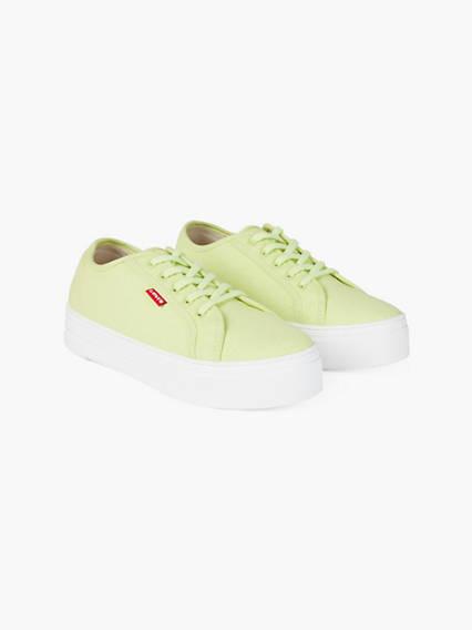 Levis Tijuana Shoes Verde / Light Green
