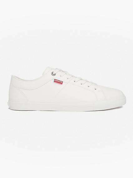 Levis Woods Sneakers Bianco / Brilliant White