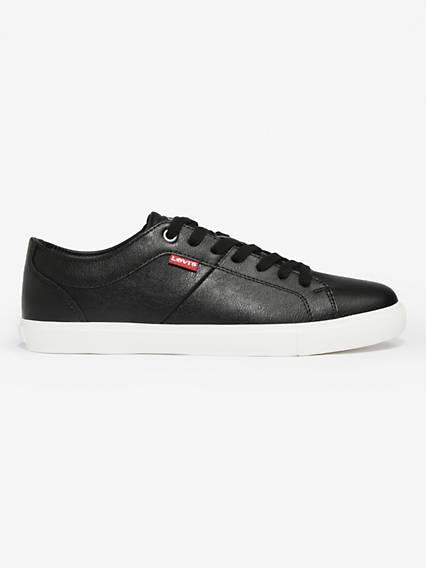 Levis Woods Sneakers Nero / Regular Black