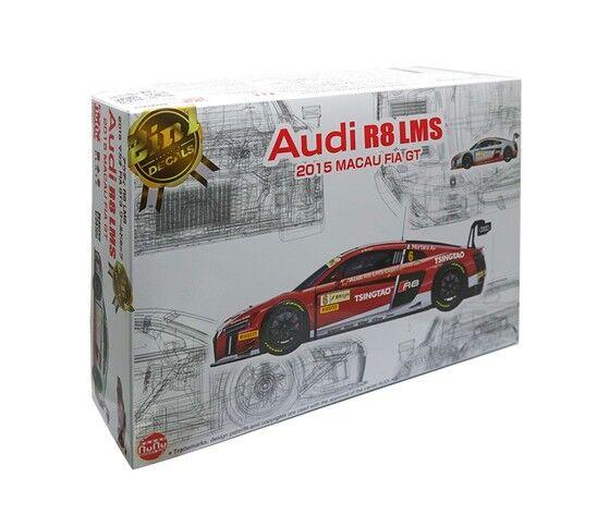 nunu Audi R8 Lms 2015 Macau Fia Gt 1:24