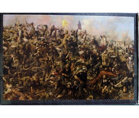 42ND BLACK WATCH MINIATURES Generale Custer A Little Big Horn 42nd Watch Miniatures 1/72