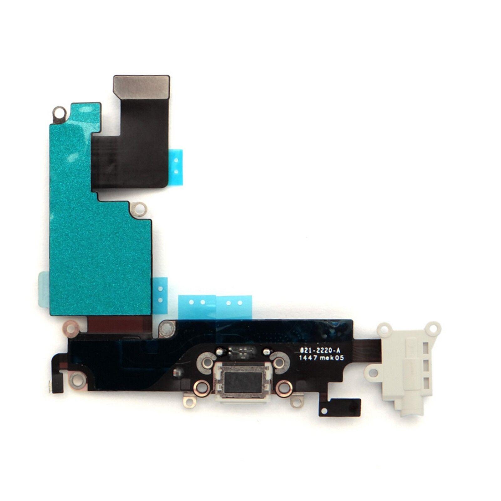 digital bay connettore carica dock microfono ricarica audio apple iphone 6 plus bianco