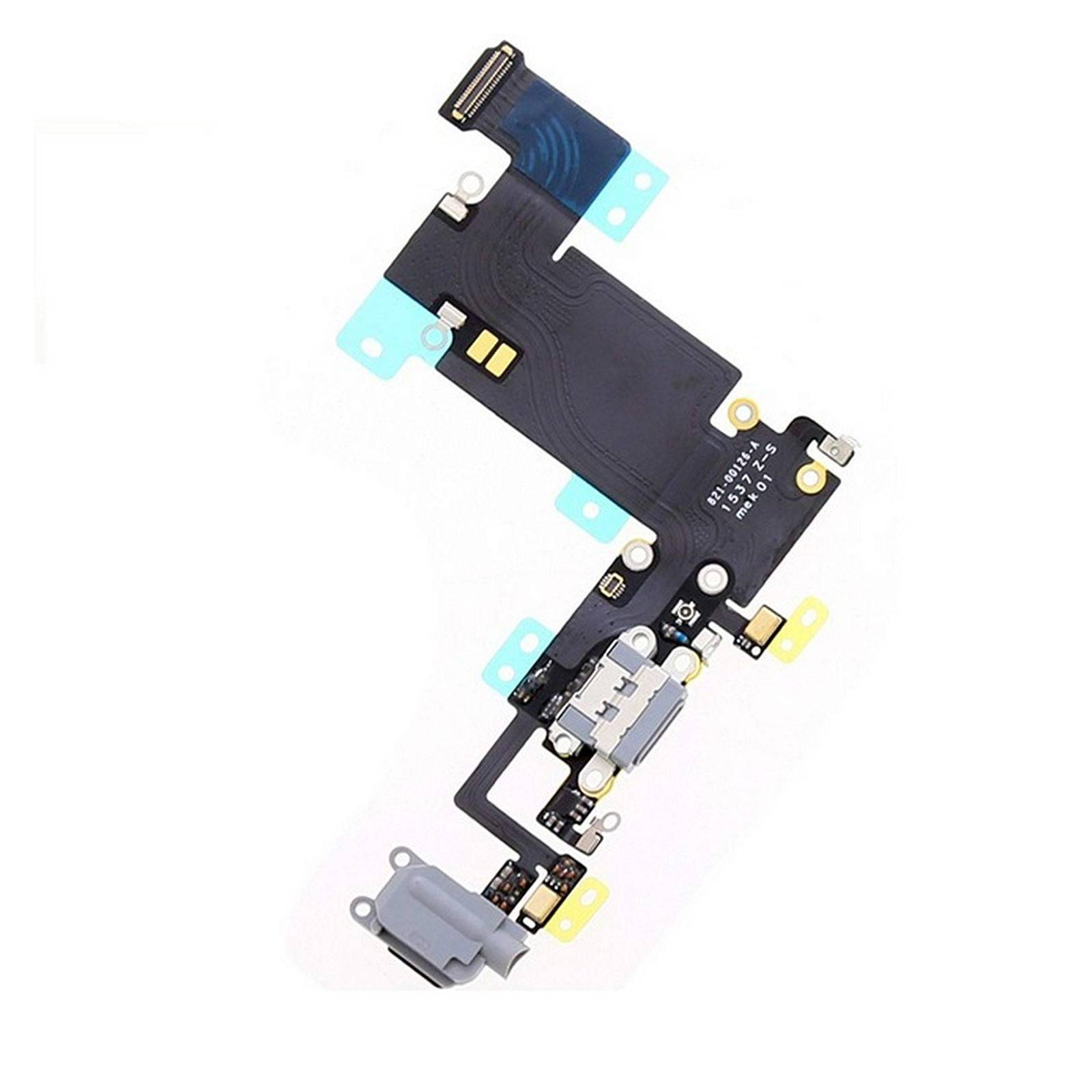 digital bay connettore carica dock microfono jack audio apple iphone 6s/6s plus grigio scuro